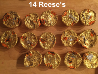 A Delicious Mix Reeses Act 2