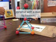Pyramid w Oval Hayden